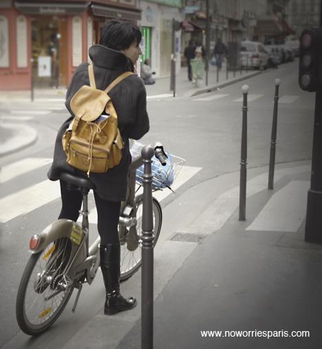 Rue Roquette Paris
