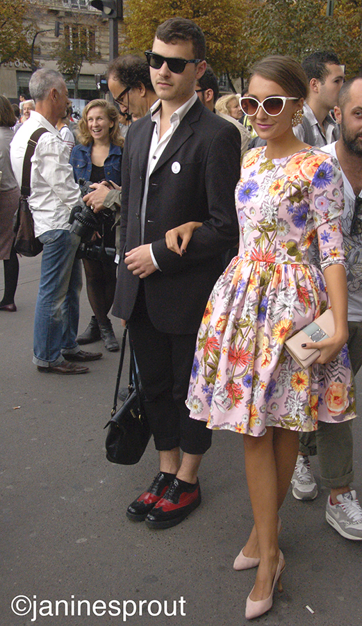 Paris Fashion 2014
