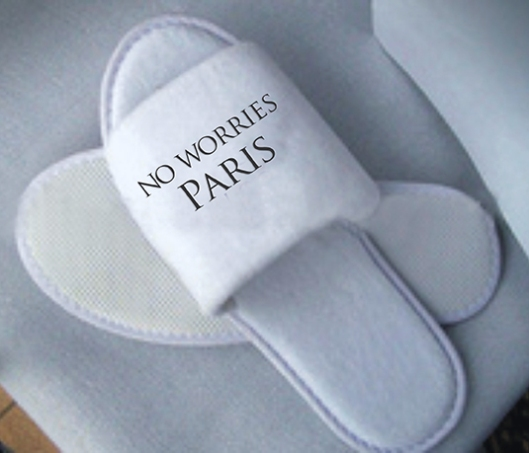 noworriesparisSlippers