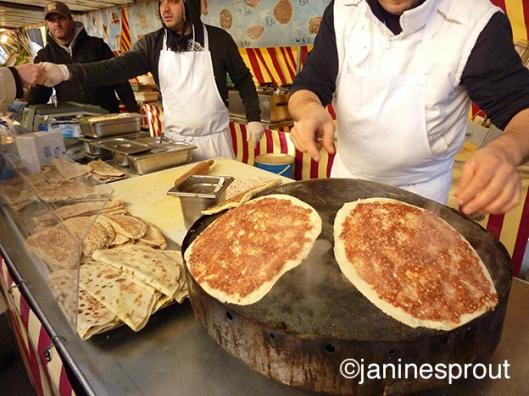 Paris Marche food