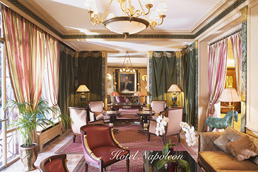 Paris5starhotels