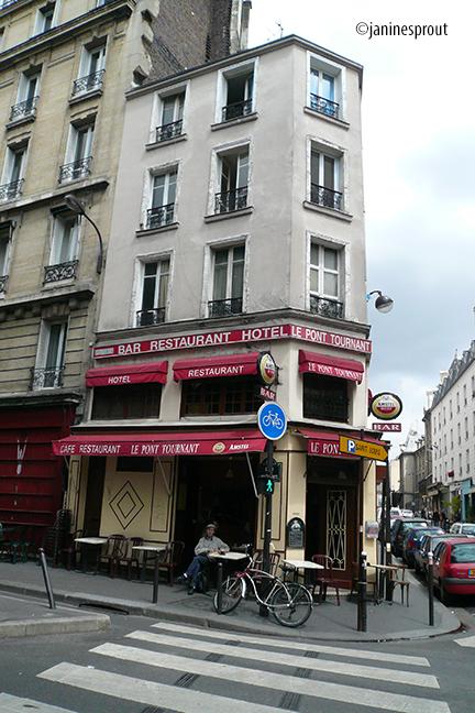 Canal StMartin Paris 10th