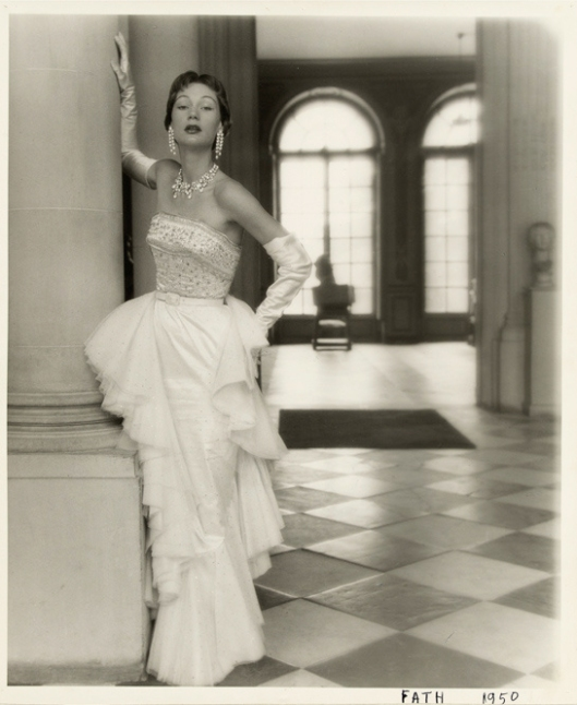 fashionParis1950