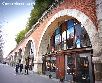 aqueduct Paris