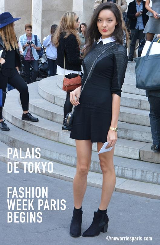 Fashion Week Begins September 23 Paris