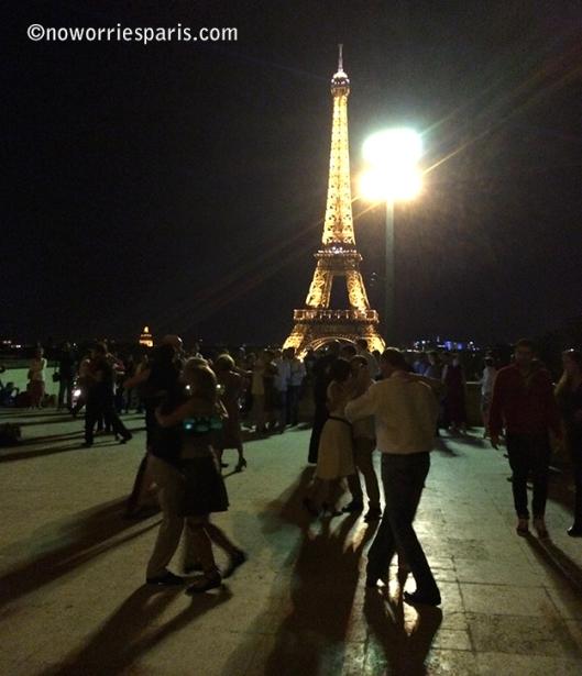 tango Eiffel