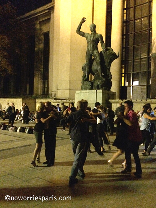 tango Palais Chaillot