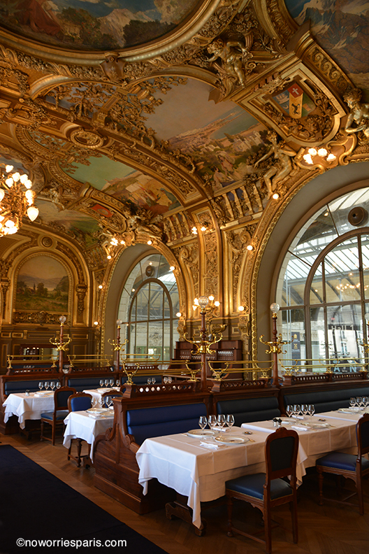 Train Bleu Paris
