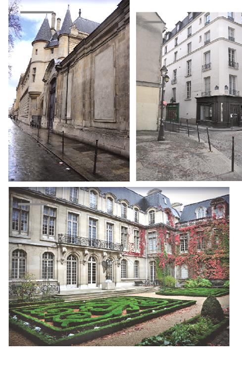 Paris guidebook