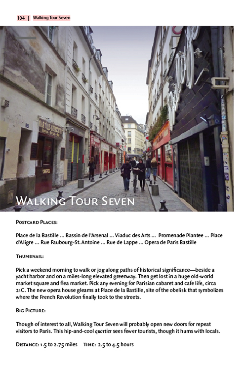 No Worries Paris guide