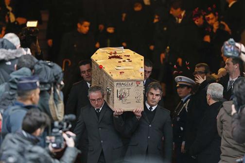 funeralParis