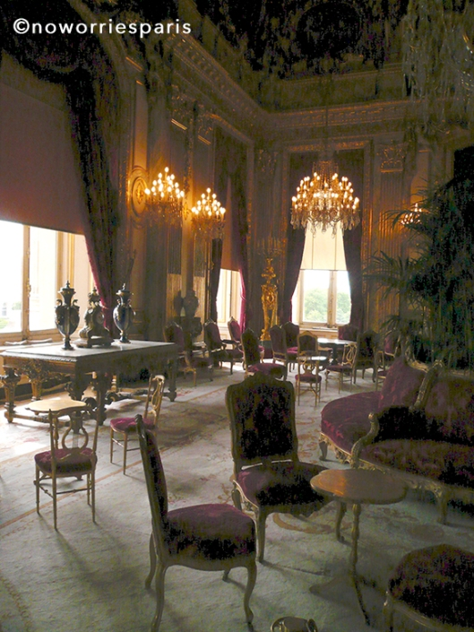 Napoleon III apartments