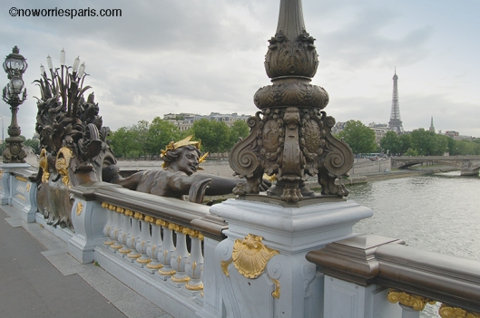 pont Alex III Noworries paris
