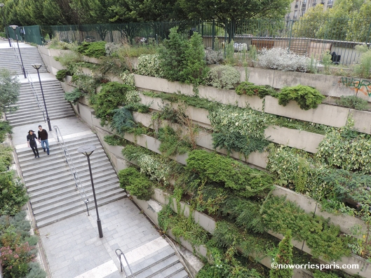 jardin de reuilly No Worries Paris