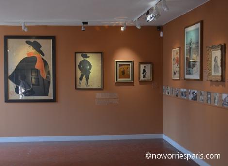 montmatre museum gallery