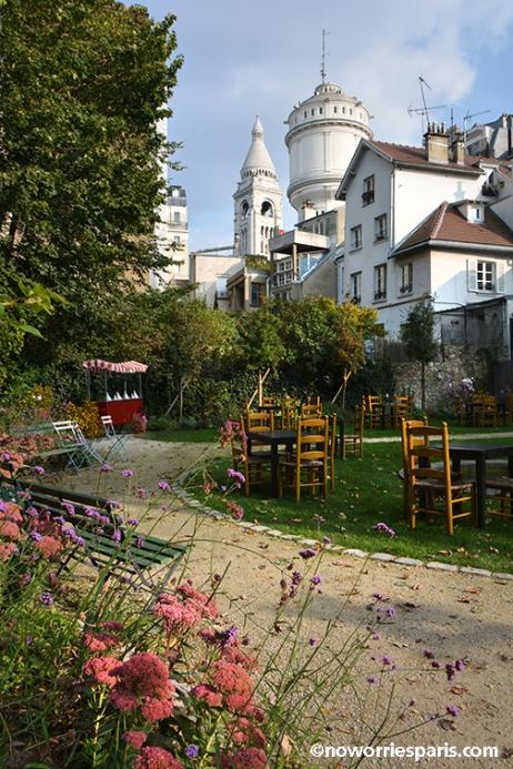 musee montmartre gardens