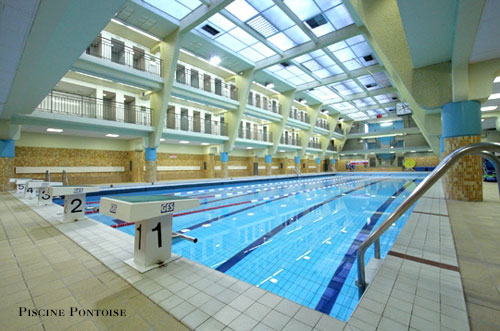 Paris swimming pools no worries paris for Piscine georges vallerey