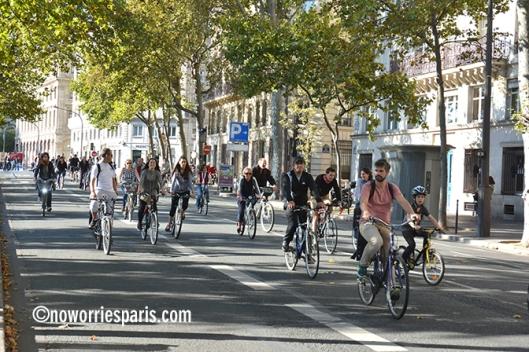 sans voiture Paris
