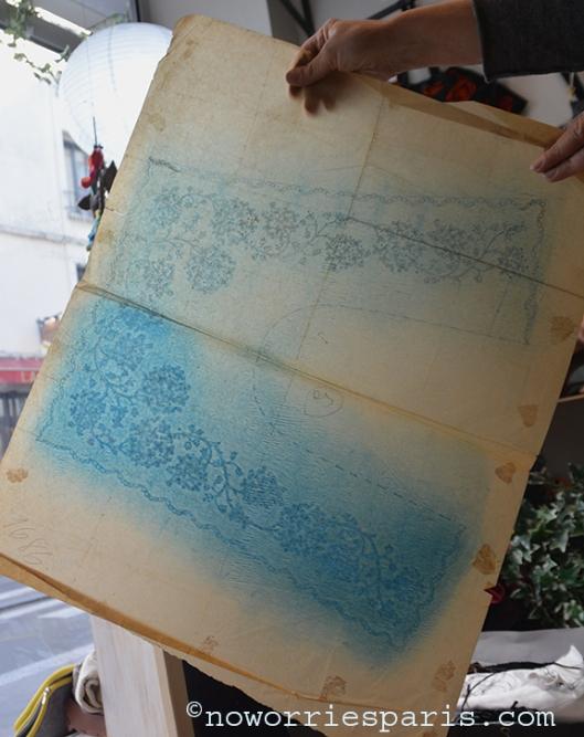 embroiderypatternParis